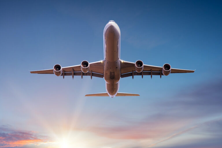 luftfracht Flugzeug